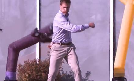 Kirk Cousins Kicks Off Bye Week with 'Dead Arm' Dance and Skittles