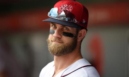 Bryce Harper Following Athletes from Philadelphia Means He'll Definitely be Signing with the Phillies