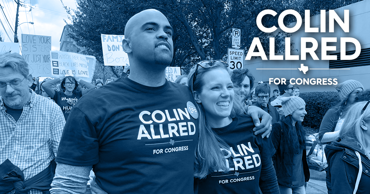 Former NFL Players Anthony Gonzalez and Colin Allred Elected to Congress