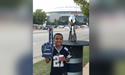 7 Year Old Kid Writes a Letter to Jerry Jones After Recent team Struggles