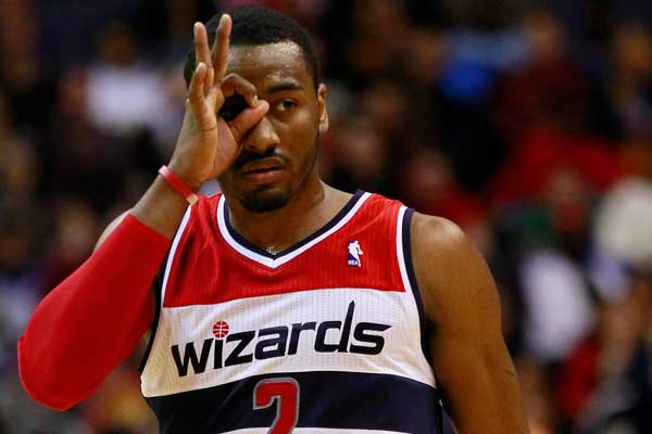 John Wall Responds to Stephen A. Saying He Spends too Much Time at Rosebar