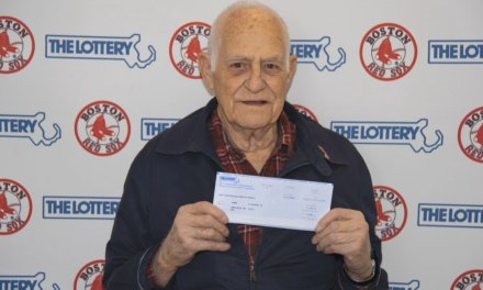 Red Sox Fan Won the Lottery By Playing his Favorite Player's Numbers