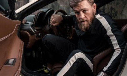 Conor McGregor and Reebok Release New Shoe