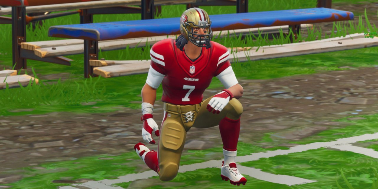 Fortnite Players are Having a Field Day with the NFL Skins