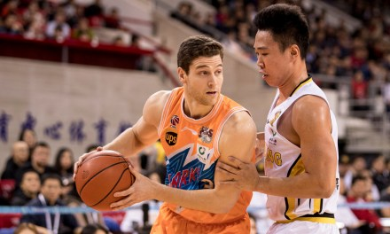 Jimmer Fredette Dropped 75 Points in a Shanghai Sharks Loss