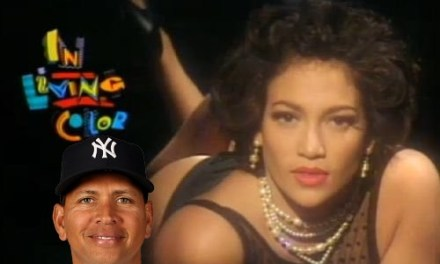 A-Rod Reminded of Jennifer Lopez the Fly Girl