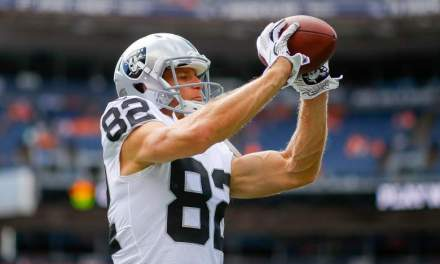 Raiders Wide Receiver Jordy Nelson Retiring From NFL?