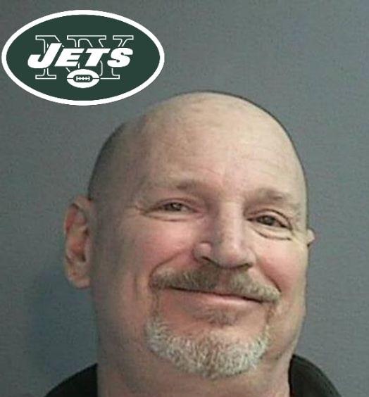 Jets Fan Blames Jets Sucking for DUI Arrest