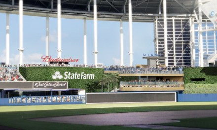 Marlins to Add a Social Area to Space Left by the Removal of the Home Run Sculpture
