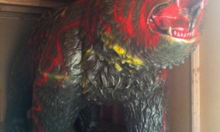 UCLA's Bruin Bear Statue Sprayed in USC Colors