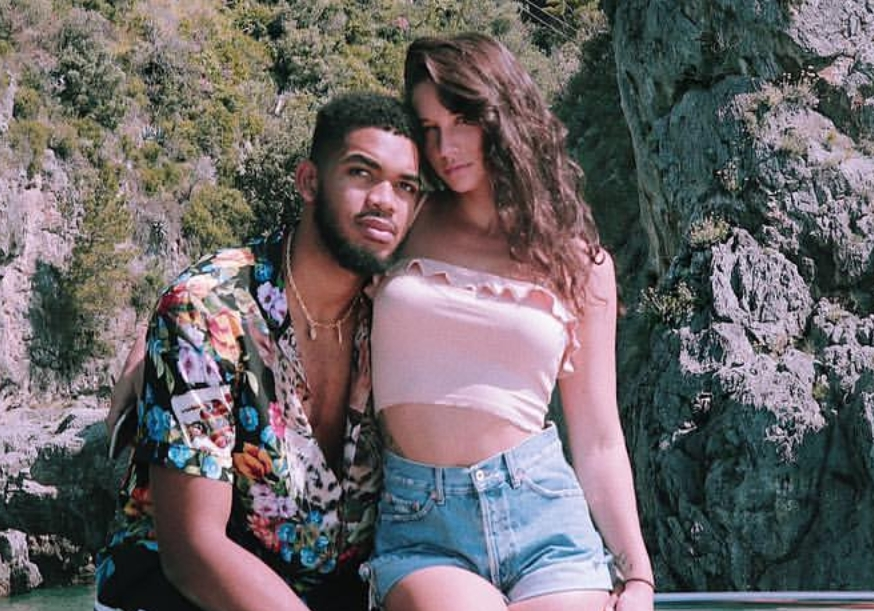 Kawa Andrade Wishes Her Best Friend Karl-Anthony Towns a Happy Birthday