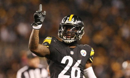 Le'Veon Bell to End Up with the Jets Next Season