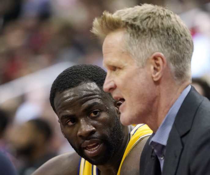 Warriors to Give Draymond Green 'Some time Off'