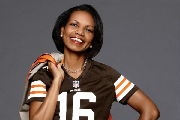 The Browns Want to Interview Condoleezza Rice for their Head Coaching Job