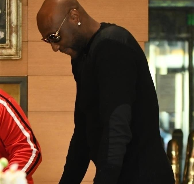Lamar Odom Reemerges And Hits Up Jewelry Store For New Ice