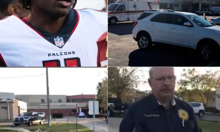 Julio Jones Nephew Reportedly Shot In Alabama Over the Weekend