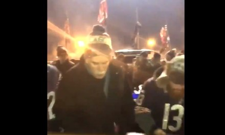Fired Blackhawks Coach, Coach Q, Tailgates with Chicago Bears Fans