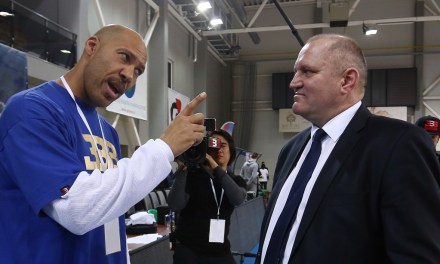 Lavar Ball is Being Lavar Ball in Lithuania