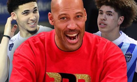 LaMelo Ball Scores 43 & LiAngelo Ball Puts Up 37 In LITHUANIA! LaVar Coaches!