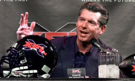 Vince McMahon on Colin Kaepernick Playing in the XFL