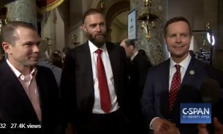 Jayson Werth Inspired by Trump at the State of the Union