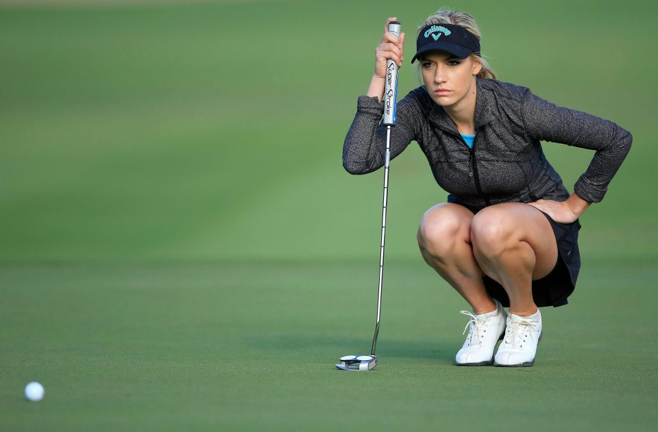 Golfer Paige Spiranac Reveals She's Had Blackmail and Death Threats
