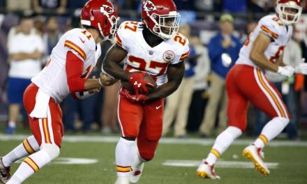 Chiefs Running Back Kareem Hunt Accused Of Assaulting A Woman In Cleveland