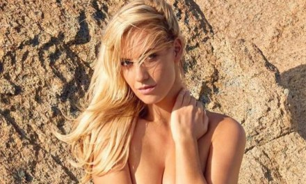 Paige Spirinac Goes Topless For SI Swimsuit and The Sports Gossip Links