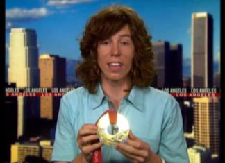 Throwback To Shaun White's 2006 CNN Interview and The Sports Gossip Links