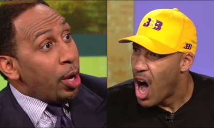Lavar Ball Goes In on Stephen A. Smith