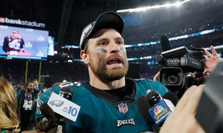Chris Long Responded To Laura Ingraham's Comments On LeBron and The Sports Gossip Links