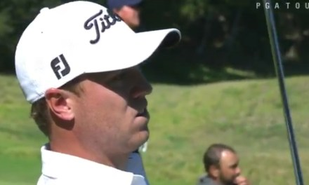 Golfer Tells His Golf Ball To Talk Dirty To Him