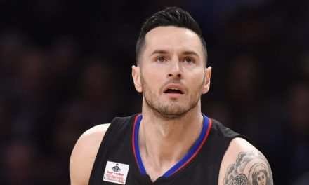 J.J. Redick Used A Racial Slur To Wish Chinese Basketball Fans A Happy Chinese New Year