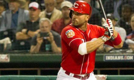 Joey Votto Says He Tried To Get Fatter in the Off-Season