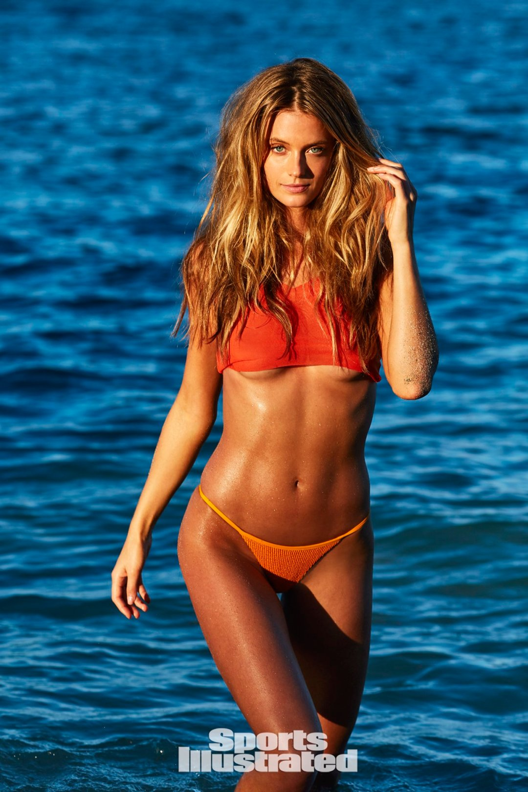 Kevin Love's Girlfriend KATE BOCK'S Entire SI Swimsuit ...