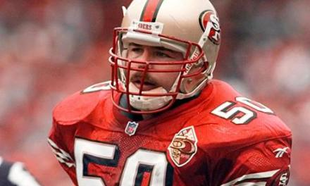 Former NFL Linebacker Says He Suffered 2,500 Concussions