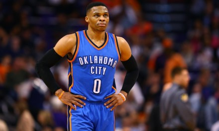Russell Westbrook Hit The Game Winner at the Buzzer