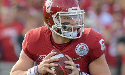 Colin Cowherd Says Baker Mayfield is Undraftable because He Ran from the Police