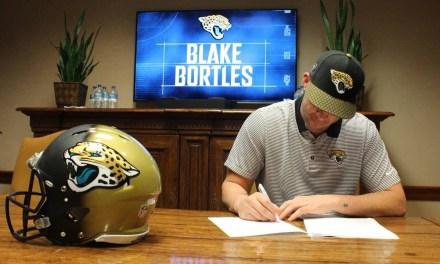 Blake Bortles Signed A Three Year Extension with the Jaguars and Twitter Has Some Thoughts