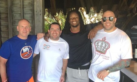 Todd Gurley Spotted Chilling in Mexico