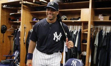 Russell Wilson Reported to Spring Training and Went Deep Multiple Times in Batting Practice