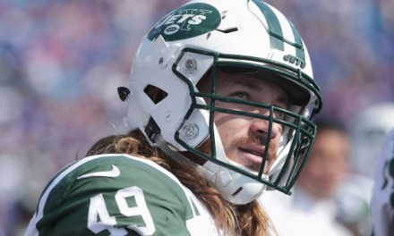 Jets Linebacker Drives wrong way through Lincoln Tunnel