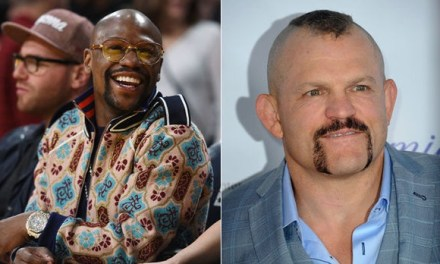 What Chuck Liddell Thinks About Floyd Mayweather Jr. Fighting MMA