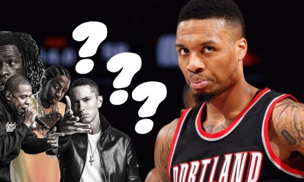 Top 100 Music Artists Based on NBA Player Twitter Follows