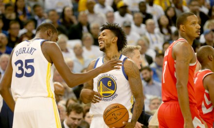 Kevin Durant Skewered Nick Young After He Took the Court Wearing YEEZY 500s