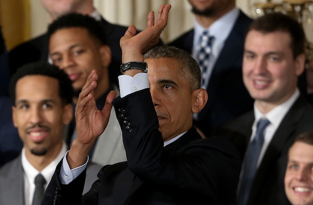 Obama Picks Which Team He Would go to if He was an NBA Free Agent