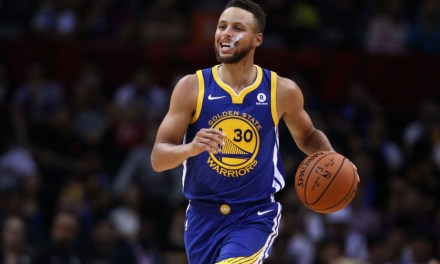 Steph Curry Broke a Glass Table in His Hotel Room Practicing His Golf Swing