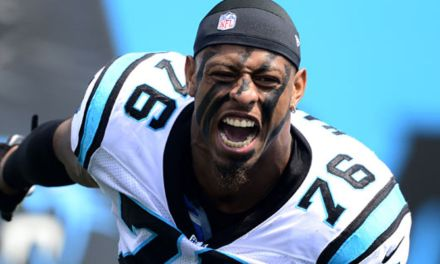 Greg Hardy Preparing For His Football Comeback With The Richmond Roughriders