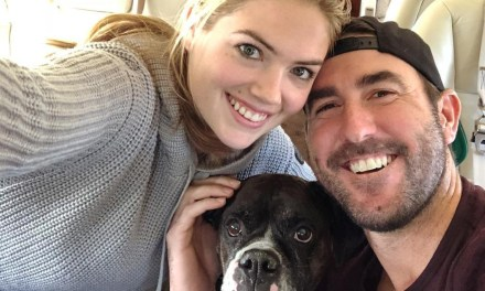Justin Verlander Has A New Lady In His Life?