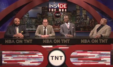 Charles Barkley Did A Great Shaq Impersonation on SNL